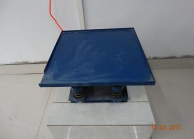 HZJ型可以买滚球的安全平台振动台